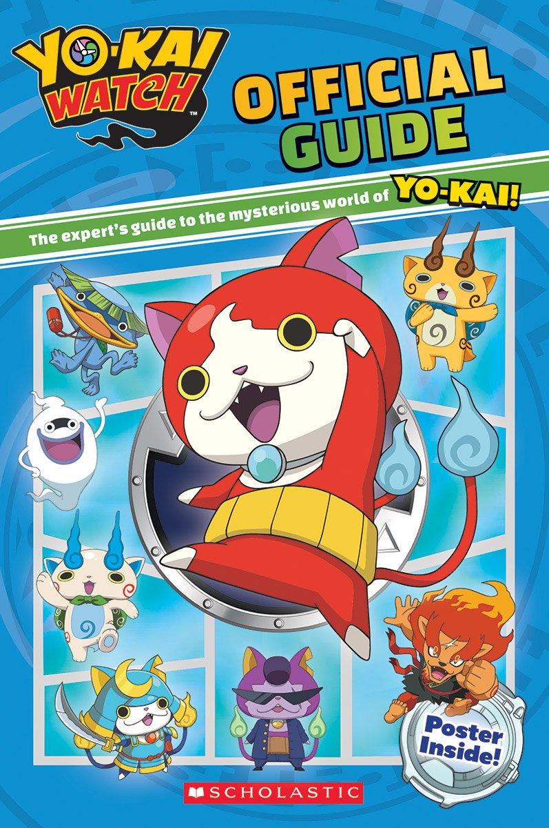 Download Official Guide (Yo-kai Watch) PDF