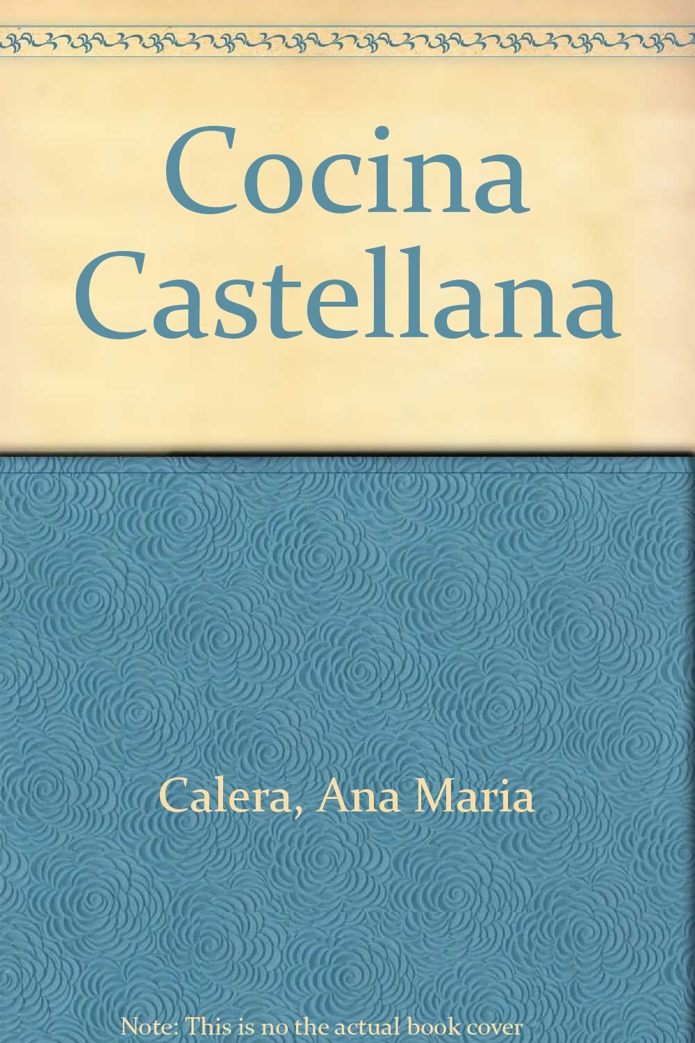 Cocina Castellana (Spanish Edition) by Everest Pub