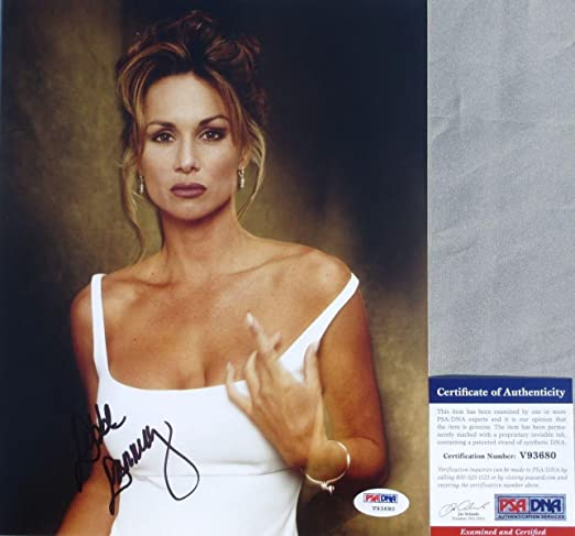 Tool Girl Debbe Dunning Signed Home Improvement Tool Time Sexy