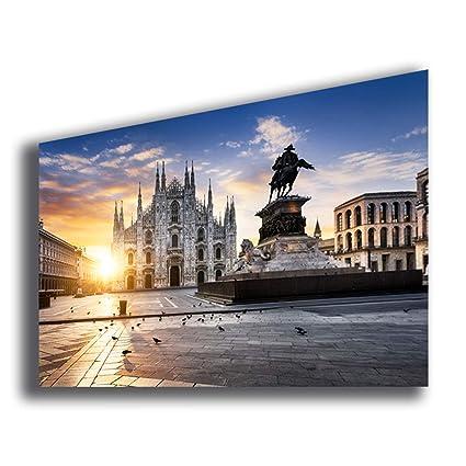 Quadro Moderno Città - Quadri Moderni 50x70 cm stampa su tela ...