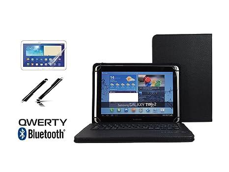 3 en 1 Set de iniciación – 9.7 pulgadas teclado Bluetooth QWERTY Tablet Case/Cover