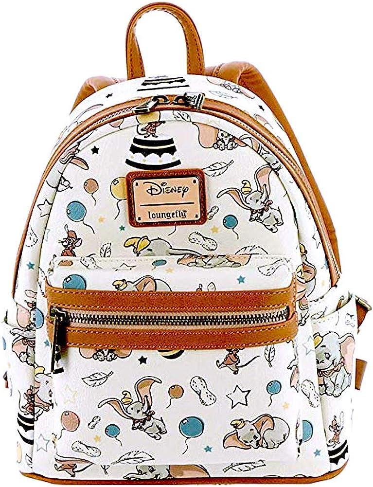 Loungefly x Disney Dumbo Vintage Mini Backpack