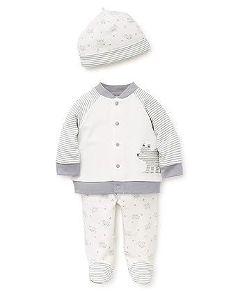 ed074c0ad Little Me Baby Boys Cardigan Set