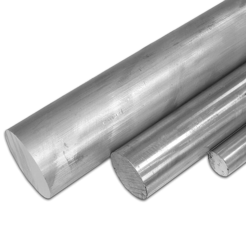 L/änge ca B/&T Metall Aluminium Rund /Ø 50 mm gepresst AlCuMgPb 50 cm 500 mm +//- 5 mm 2007