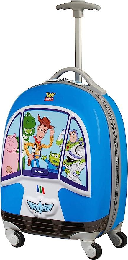 Samsonite Disney Ultimate 2 0 Spinner S Kindergepäck 46 5 Cm 20 5 L Blau Toy Story Take Off Koffer Rucksäcke Taschen