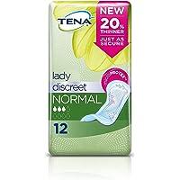 Tena Lady Discreet Normal (2 paquetes de 12)