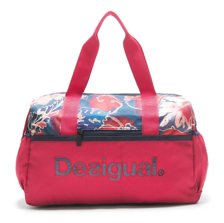 Desigual Sport/Reisetasche Tasche 18WQXW26/Scarlet Bloom