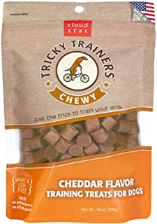 product image for Cloud Star Tricky Trainers Chewy Dog Treats - Cheddar Flavor - 14 Oz.