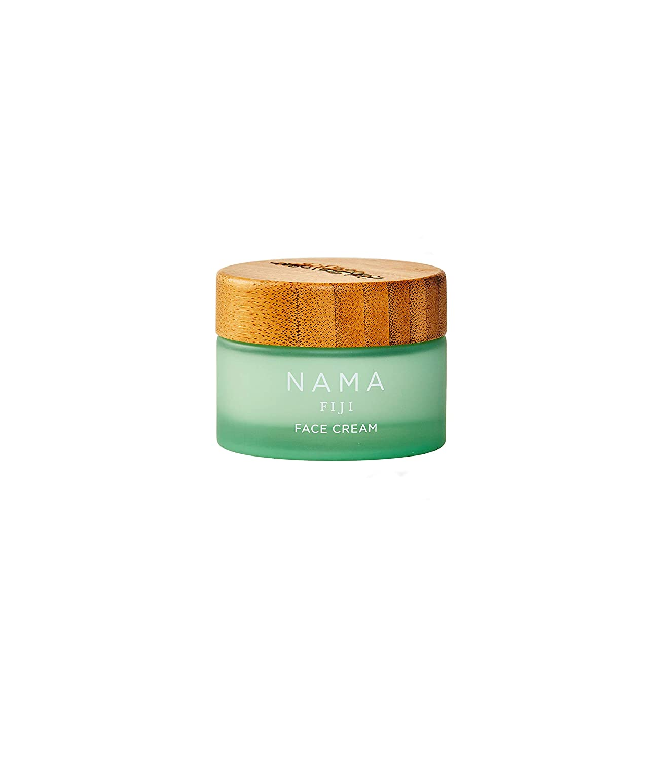 Professional Spa Face Cream by Nama Fiji with 100% Wild Nama Sea Grapes, Vitamin E & Evening Primrose Oil for hydrating, anti-inflammatory and soothing benefits to calm redness, 1.76 oz