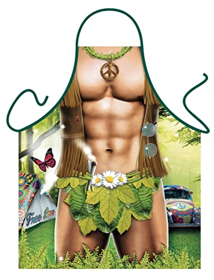 Incrediblegifts Firefighter Sexy Kitchen Cooking Apron Free Delivery
