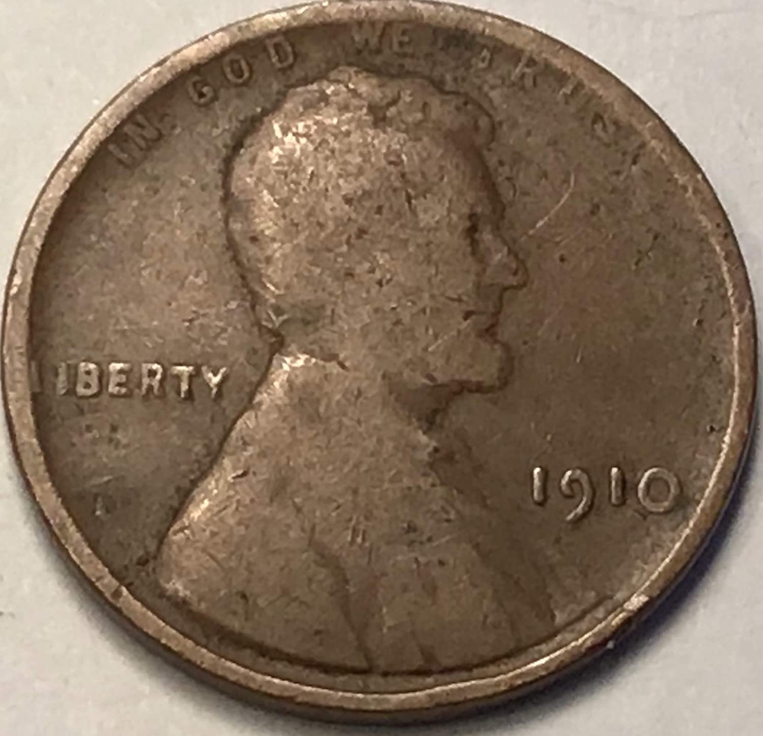 1 Roll of 50 Coins Average Condition FREE SHIPPING! 1920 Wheat Cent Penny