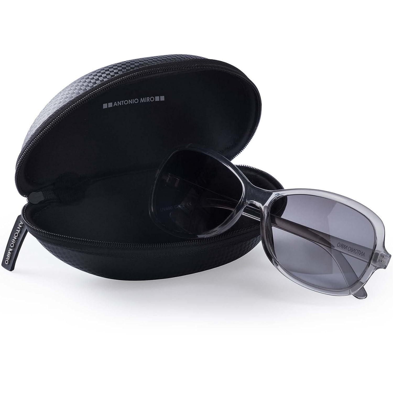 ANTONIO MIRO Gafas Mujer - UV400 transparentes ligeras ...