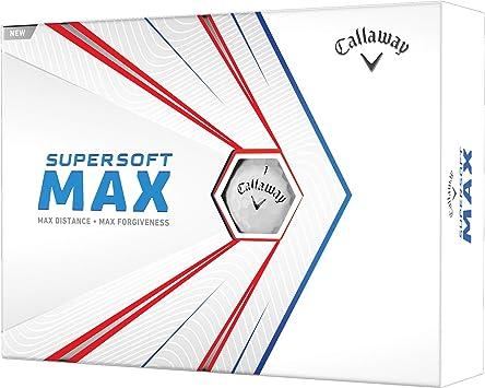 Callaway Supersoft Max Golf Balls