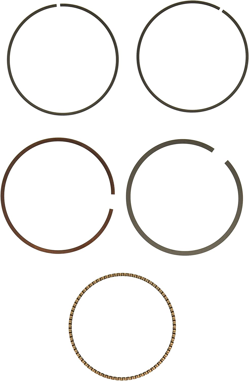 Wiseco 3504XC Ring Set 89.00mm