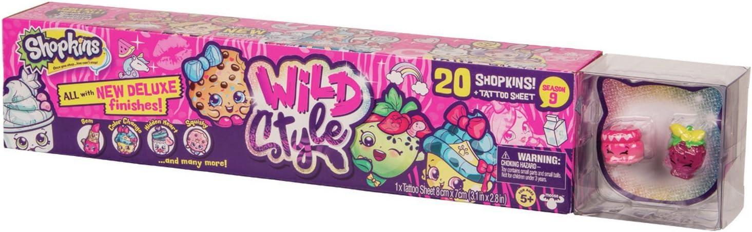 Shopkins– Figura Wild Style-Mega Pack, HPKC3
