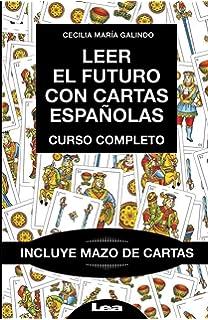 Leer el futuro con cartas españolas, curso completo (Spanish ...