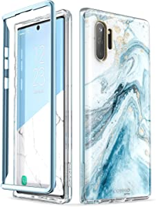 i-Blason Cosmo Series Case for Galaxy Note 10 Plus/Note 10 Plus 5G 2019 Release, Blue