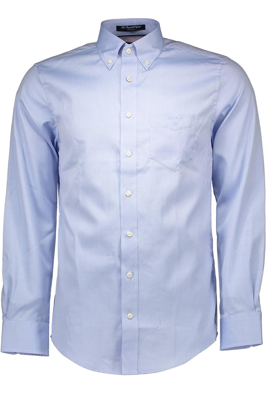 Gant Camicia Uomo Bianco