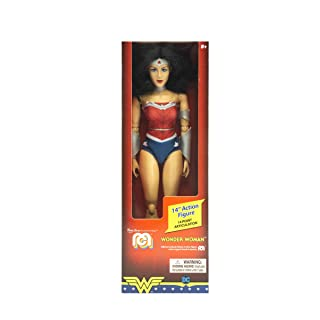 """Mego Action Figures, 14"""" Wonder Woman 52 (Limited Edition Collector's Item)"""