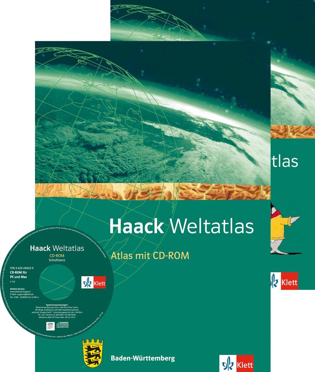Haack Weltatlas für die Sekundarstufe I / Ausgabe für Baden-Württemberg