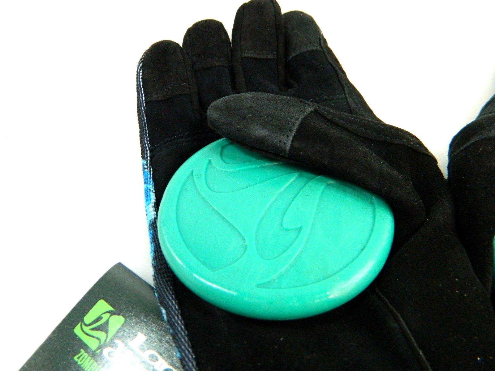 Landyachtz Freeride Zombie Slide Glove with Slide Pucks Size Small