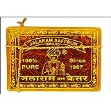 Jalaram Brand Saffron Pure and Natural Kesar, 1g