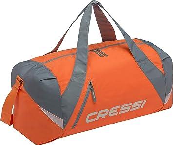 Cressi Palawan Bag, Bolsa de Lona Plegable y Deportiva Repelente al Agua