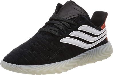adidas Sobakov Mens Leather Sneakers