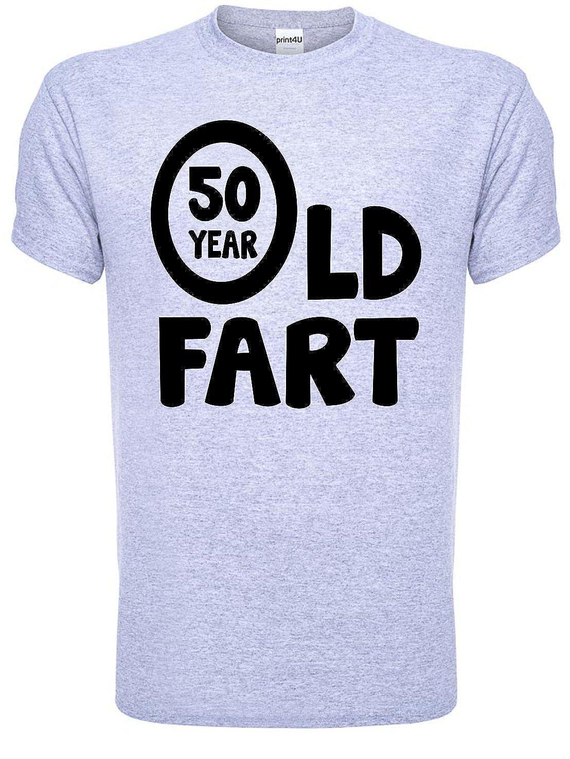 Para hombre 50th el regalo de cumpleaños 50 años Old Carcasa ...