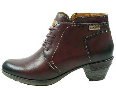 Amazon.com | Pikolinos Women's Rotterdam 902-8901 Garnet Shoe | Ankle &  Bootie