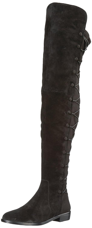 Vince Camuto Women's Coatia Over The Knee Boot B0725W94PF 8.5 B(M) US|Black