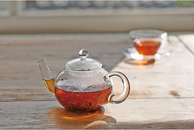 Amazon Com Hario Donau Jumping Tea Pot 800ml Kitchen Dining