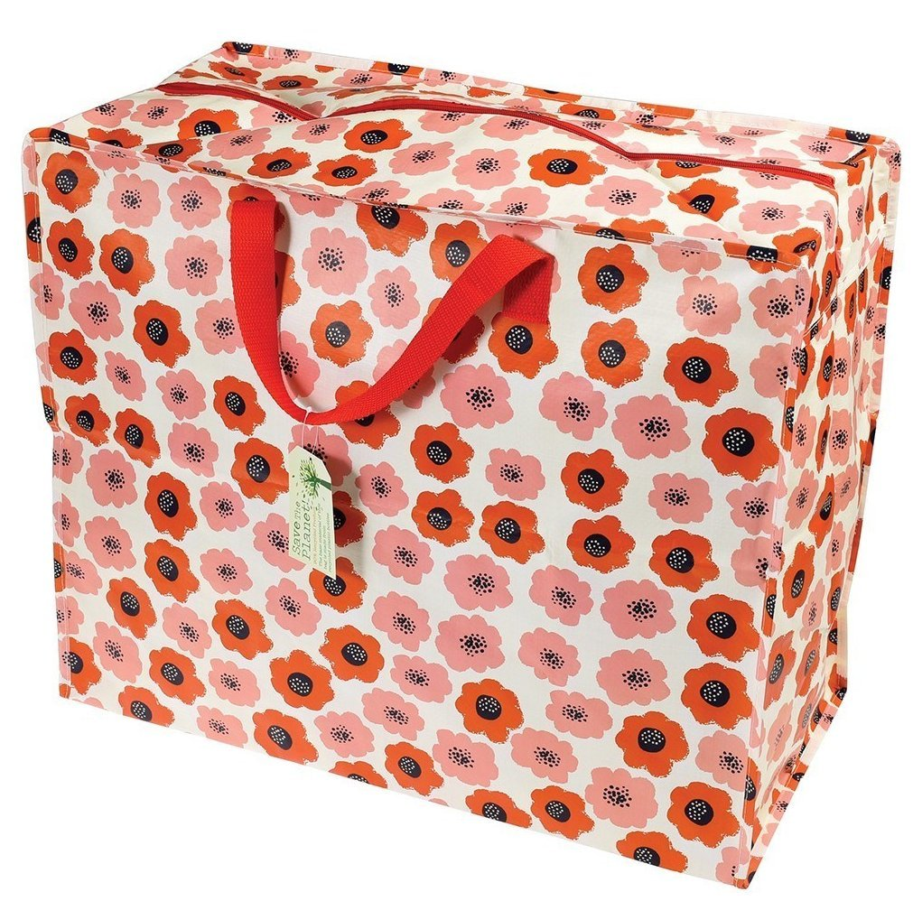dotcomgiftshop 26561 JUMBO Bag Riesentasche Poppy