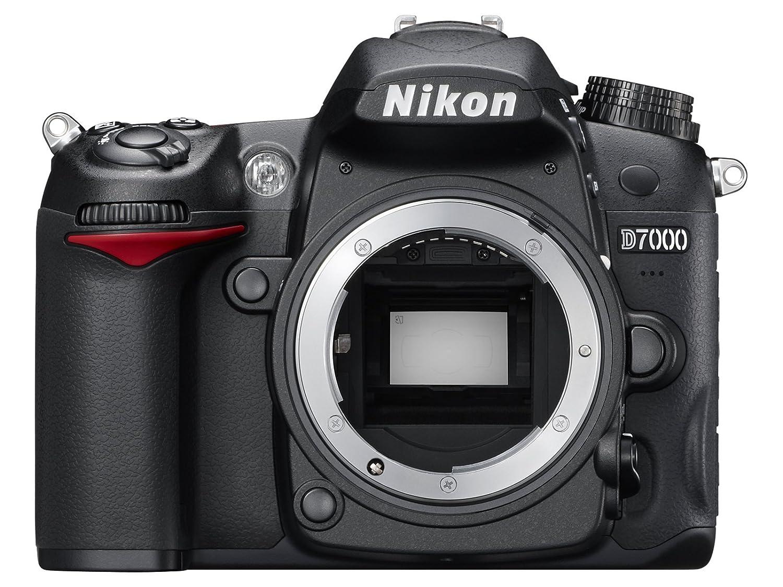 Amazon.com : Nikon D7000 16.2MP DSLR Camera with 3.0-Inch LCD (Body ...