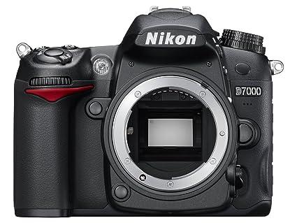 Nikon D7000 Camera Drivers PC