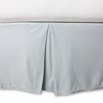 burt s bees baby crib skirt 100 organic crib skirt