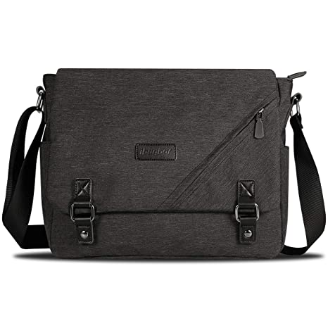 a9c42057d284 Amazon.com  ibagbar Water Resistant Messenger Bag Satchel Shoulder ...
