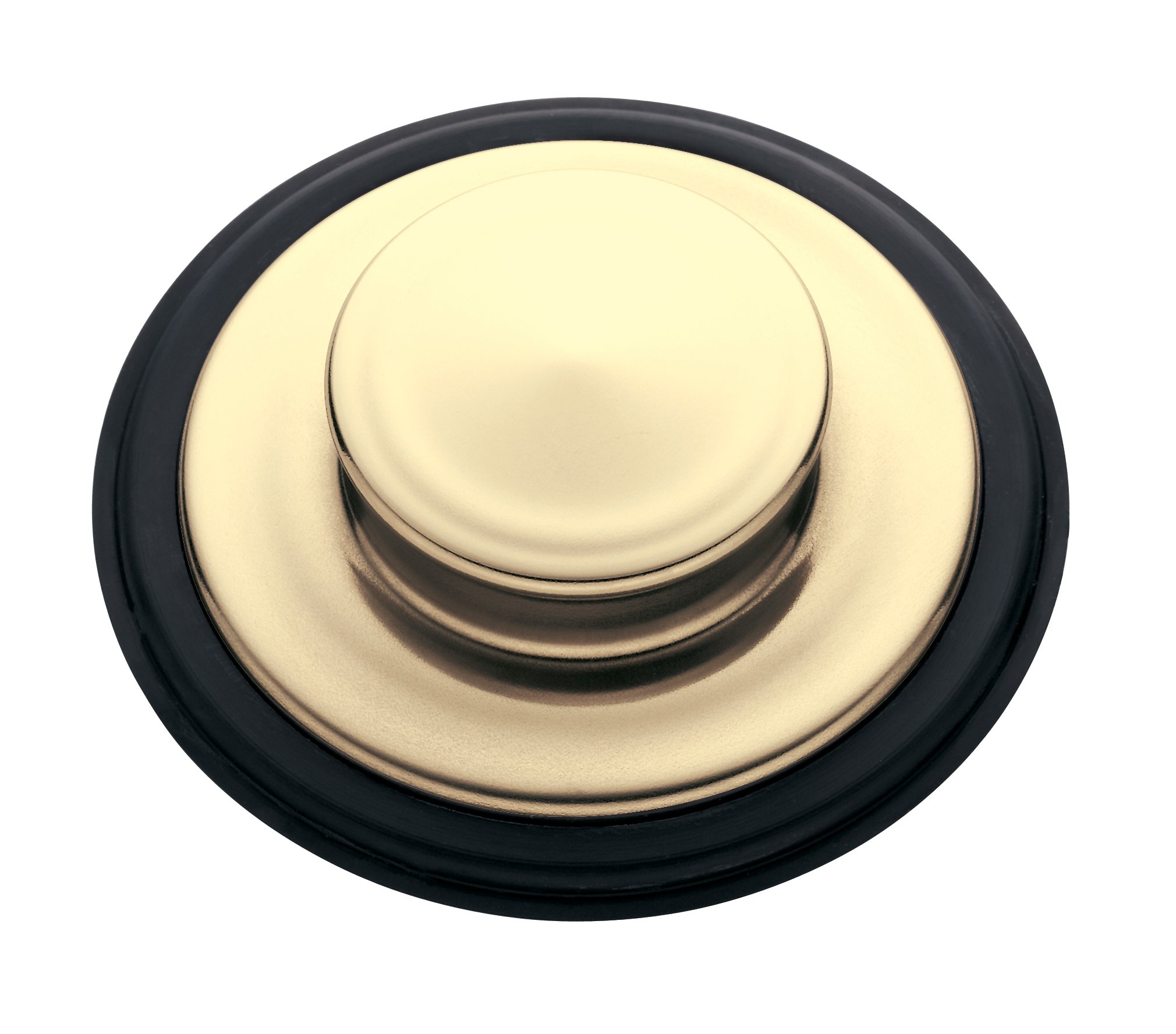 InSinkErator  STP-FG Sink Stopper for Garbage Disposals, French Gold by InSinkErator