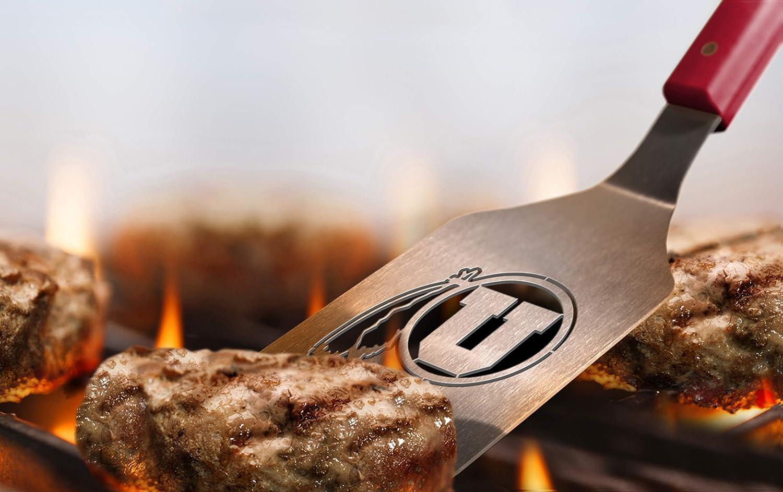 YouTheFan NCAA Spirit Series Sportula Stainless Steel Grilling Spatula