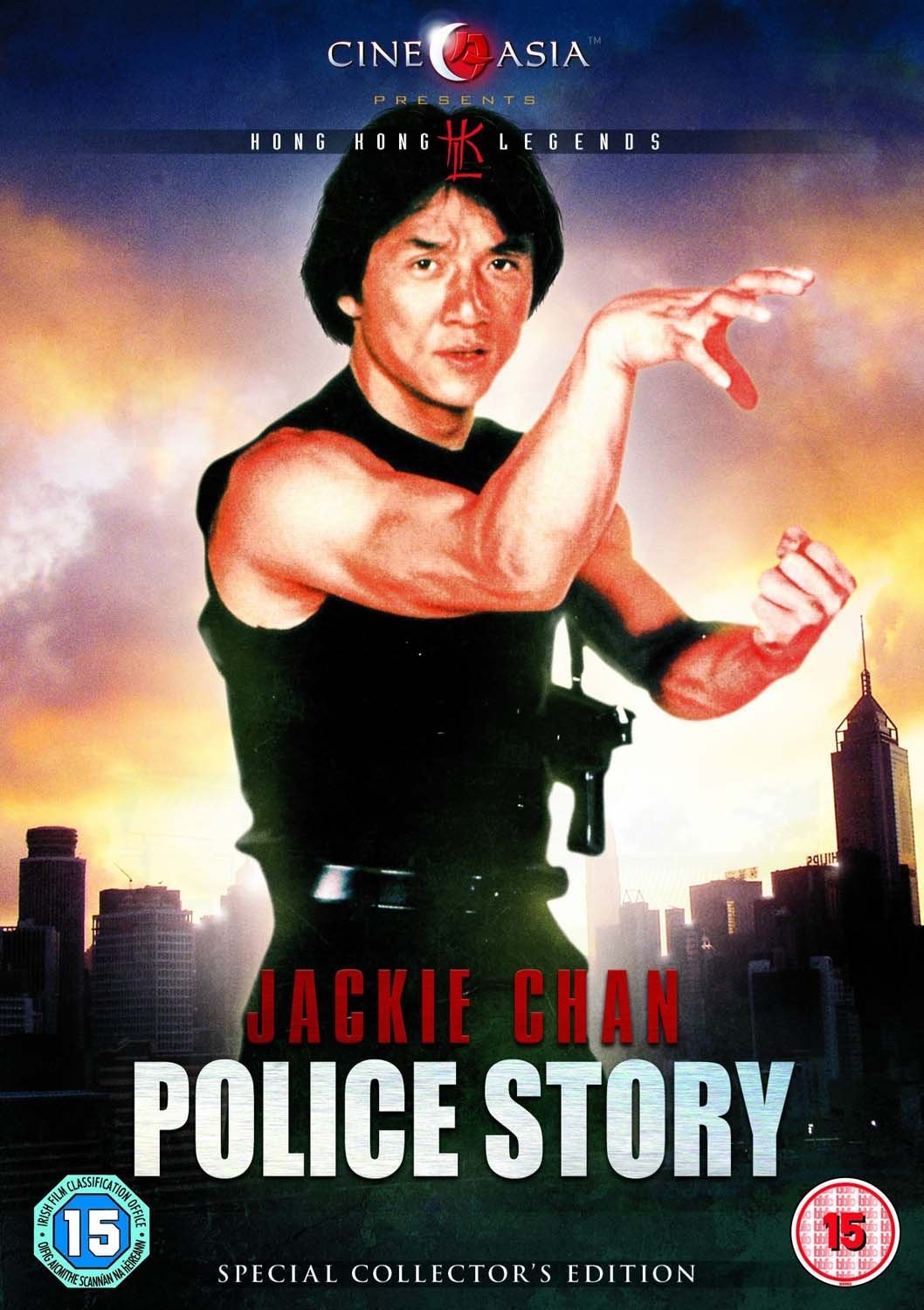 Police Story [DVD] [Reino Unido]: Amazon.es: Jackie Chan, Maggie ...