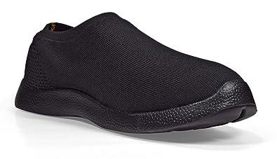 8e0943f2e718a SoftScience The Tradewind Men's Slip On Athleisure Shoes - Black, ...