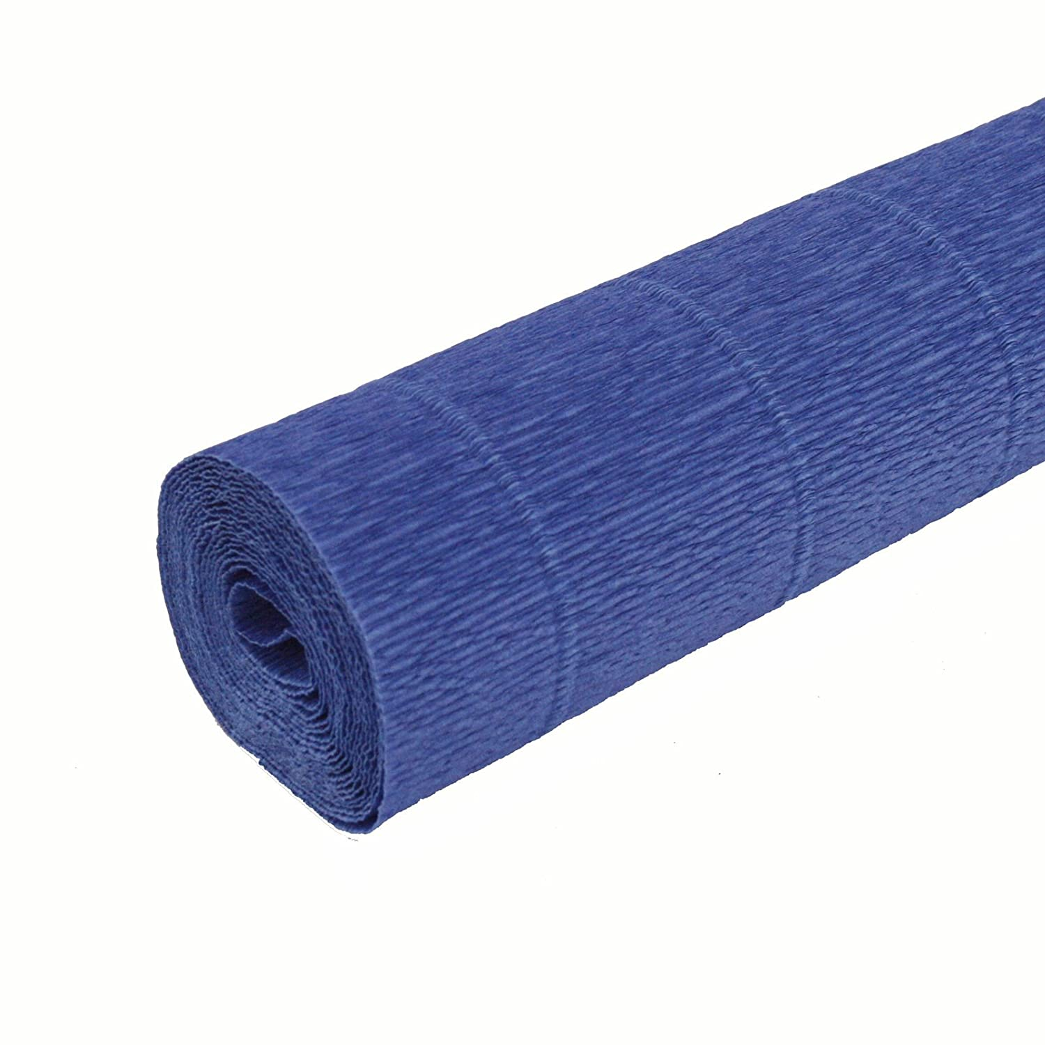 Top quality Italian paper craft FloristryWarehouse Purple 593 Crepe paper roll 20 inches wide x 8ft long