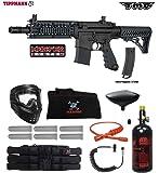 Tippmann TMC MAGFED Corporal HPA Paintball Gun Package