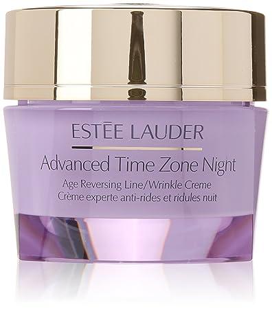 Estee Lauder Advanced Time Zone Night Age Reversing Line/Wrinkle Creme 1.7 oz Skincare L de L Cosmetics Retinol Advanced Brightening Mask, 4.23 oz
