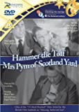 Hammer The Toff/Mrs. Pym Of Scotland Yard [DVD]