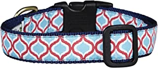 product image for Up Country Blue Kismet Dog Collar - Large