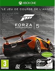 Forza Motorsport 5 - Édition Jeu De L'Année [Importación Francesa]