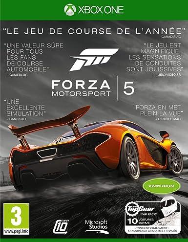 Forza Motorsport 5 - Édition Jeu De LAnnée [Importación Francesa ...