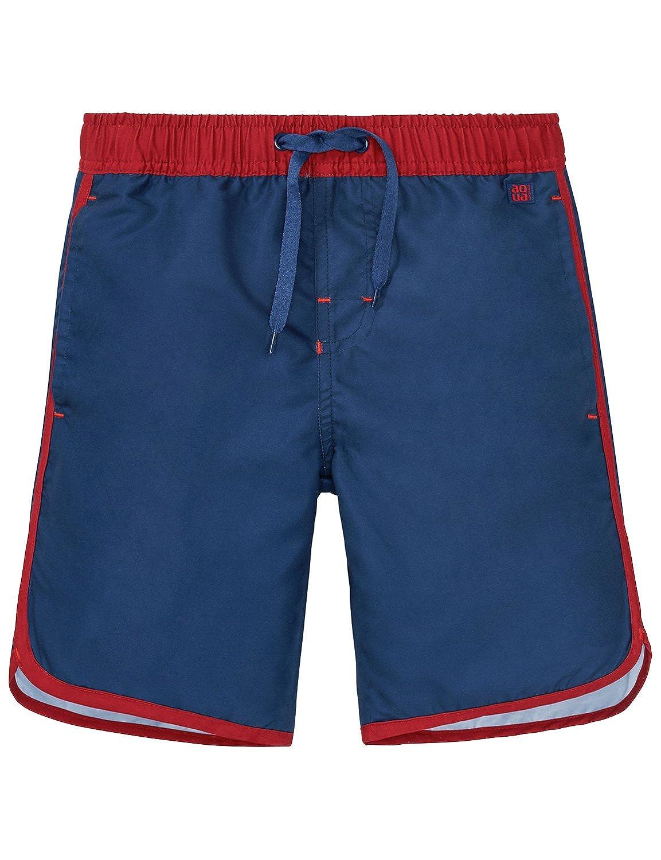 Schiesser Swimshorts, Pantaloncini da Mare Bambino 160616