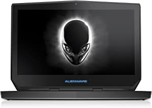 Alienware AW13R2-8344SLV 13-Inch QHD+ Touchscreen Laptop (6th Generation Intel Core i7, 16 GB RAM, 256 GB SSD, NVIDIA GeForce GTX 960M,Windows 10 Home), Silver (Renewed)